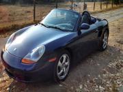 Porsche Boxster 47500 miles