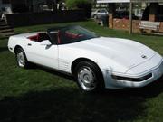1992 CHEVROLET Chevrolet Corvette Base Convertible 2-Door