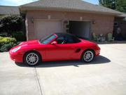2004 Porsche Porsche Boxster Base Convertible 2-Door