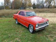 1966 CHEVROLET nova Chevrolet Nova Hardtop
