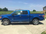 FORD F-150 Ford F-150 XLT Crew Cab Pickup 4-Door