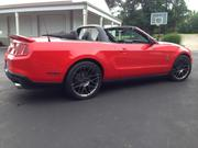 2012 FORD Ford Mustang GT 500 Convertible