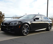 2014 BMW M5 COMPETITION PKG 575HP Black Leather Bang & Olufsen