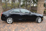 2015 Cadillac ATS AWD PERFORMANCE-EDITION