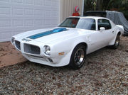 1970 Pontiac Trans Am top