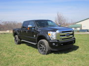 2015 Ford F-250Platinum Crew Cab Pickup 4-Door