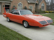1970 Plymouth Superbird Base