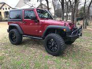 2012 Jeep Wrangler 31166 miles