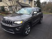 2014 Jeep Grand Cherokee Limited Sport Utility 4-Door
