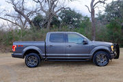 2015 Ford F-150 XLT Crew Cab Pickup 4-Door