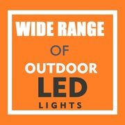 BRIGHTEST OUTDOOR LED LIGHTS IN THE MARKET
