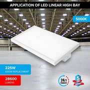 4FT LED Linear High Bay - 225W 5000K - LEDMyplace