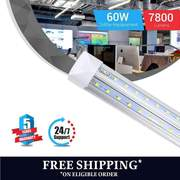 T8 8ft V SHAPED LED TUBE || EASY TO INSTALL || ENERGY SAVER || SALE ||