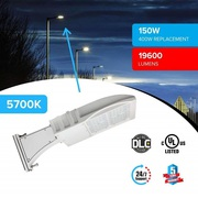 NEW SLIM AND SLEEK DESIGN,  LED Pole Light
