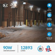 Buy Our Latest LED Wall Pack Semi Cut Off design