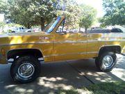 1973 GMC Jimmy serra